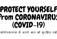 PROTECT YOURSELF from CORONAVIRUS (COVID-19)