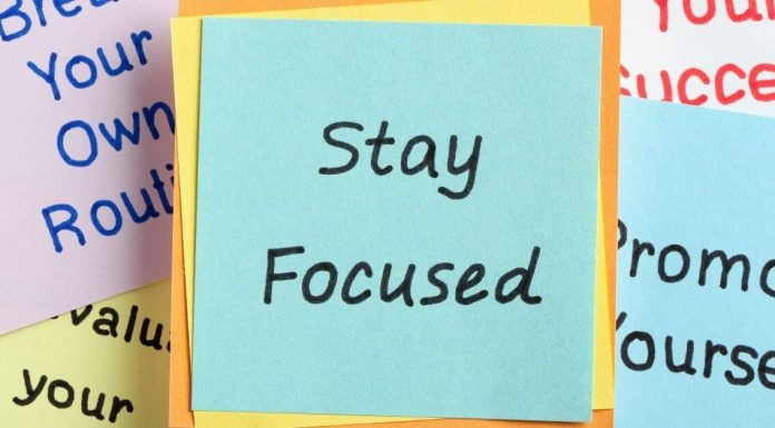 Tips For Staying Focused