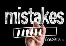 5 Affiliate Mistakes